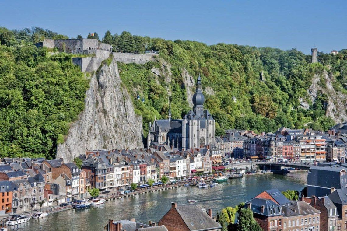 На каком языке говорят в Бельгии