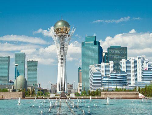 На каком языке говорят в Казахстане