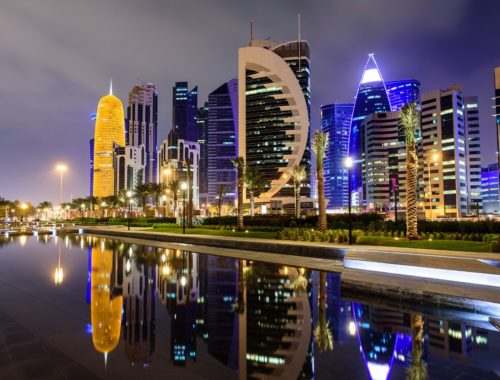 На каком языке говорят в Катаре