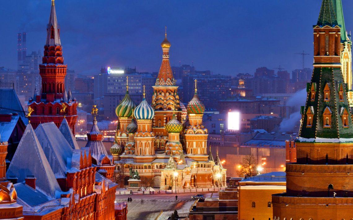 На каком языке говорят в России