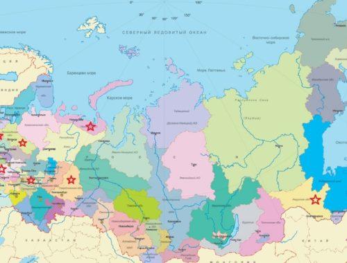 Какая часть России владеет русским языком