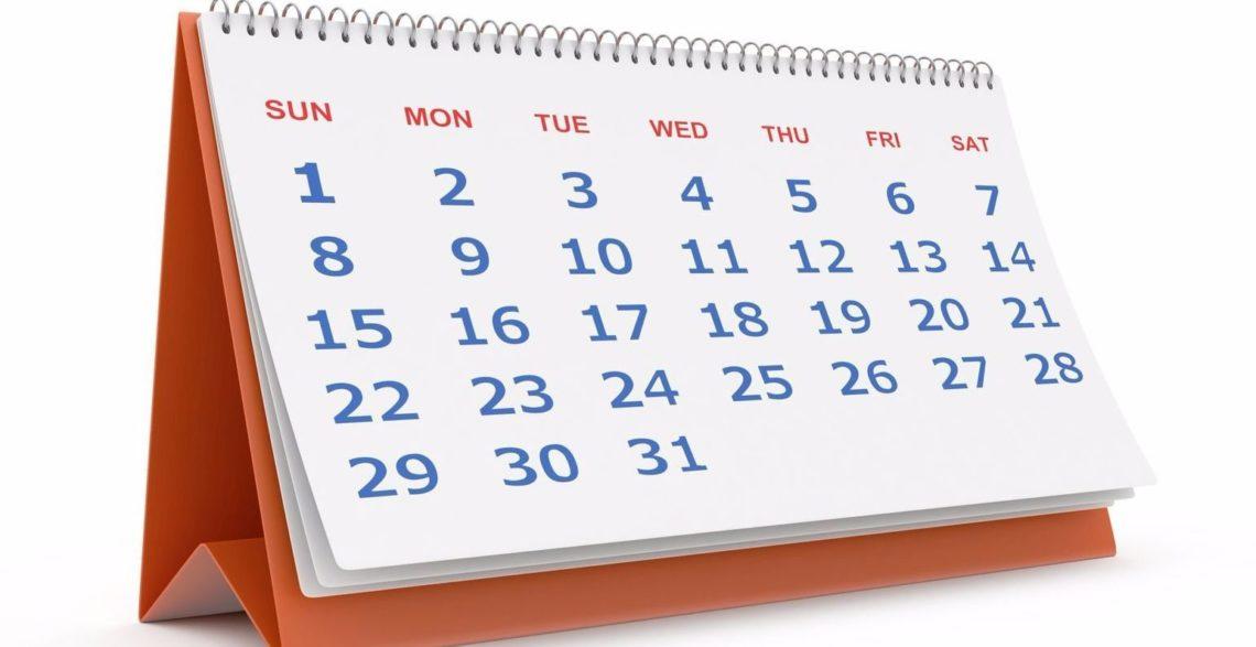 Из какого языка слово календарь