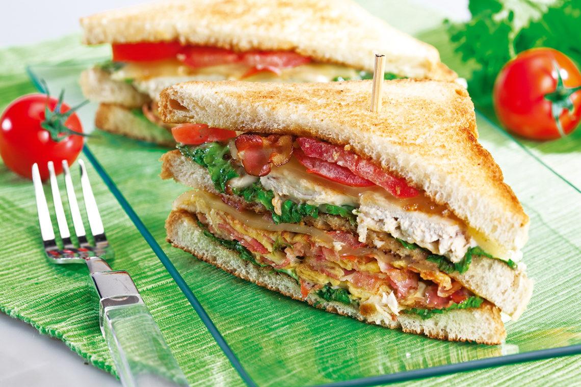 Из какого языка слово сэндвич