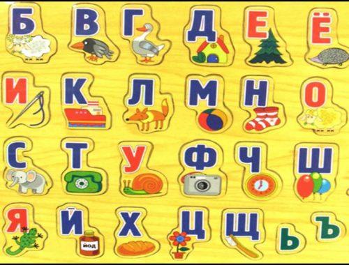 Из какого языка слово алфавит