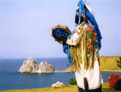 Из какого языка слово шаман