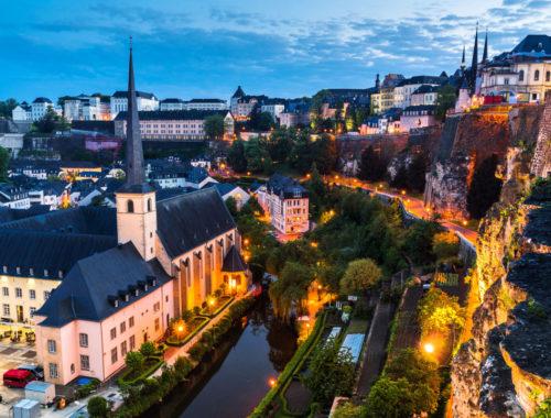 На каком языке говорят в Люксембурге