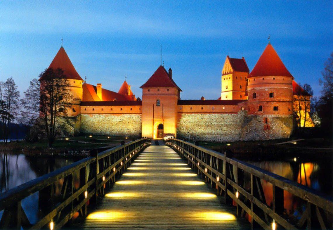 На каком языке говорят в Литве