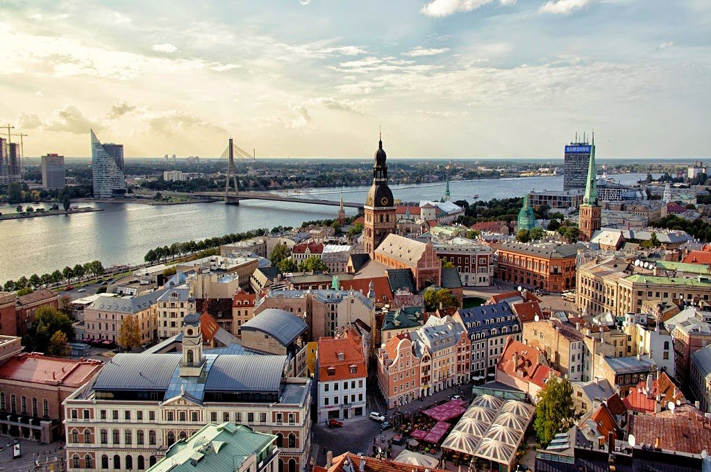 На каком языке говорят в Латвии