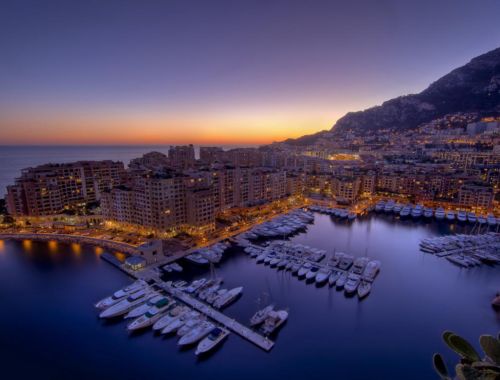 На каком языке говорят в Монако