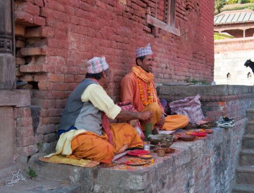 На каком языке говорят в Непале
