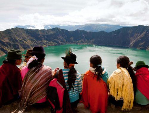 На каком языке говорят в Перу