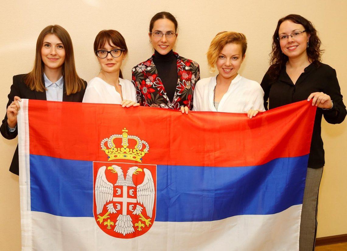 На каком языке говорят в Сербии