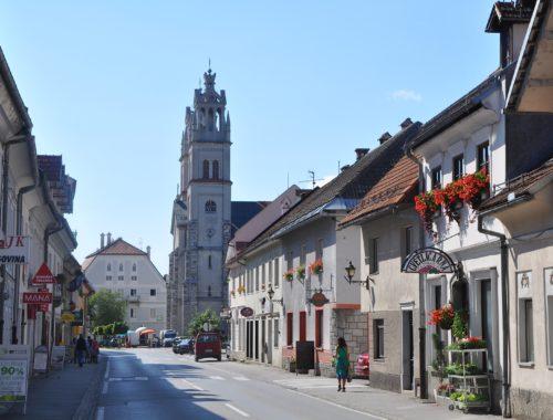 На каком языке говорят в Словении
