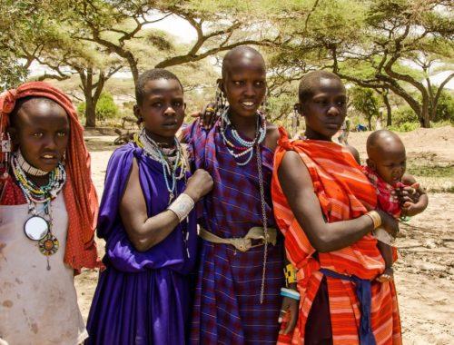 На каком языке говорят в Танзании