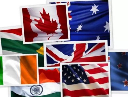 Какие народы говорят на английском языке