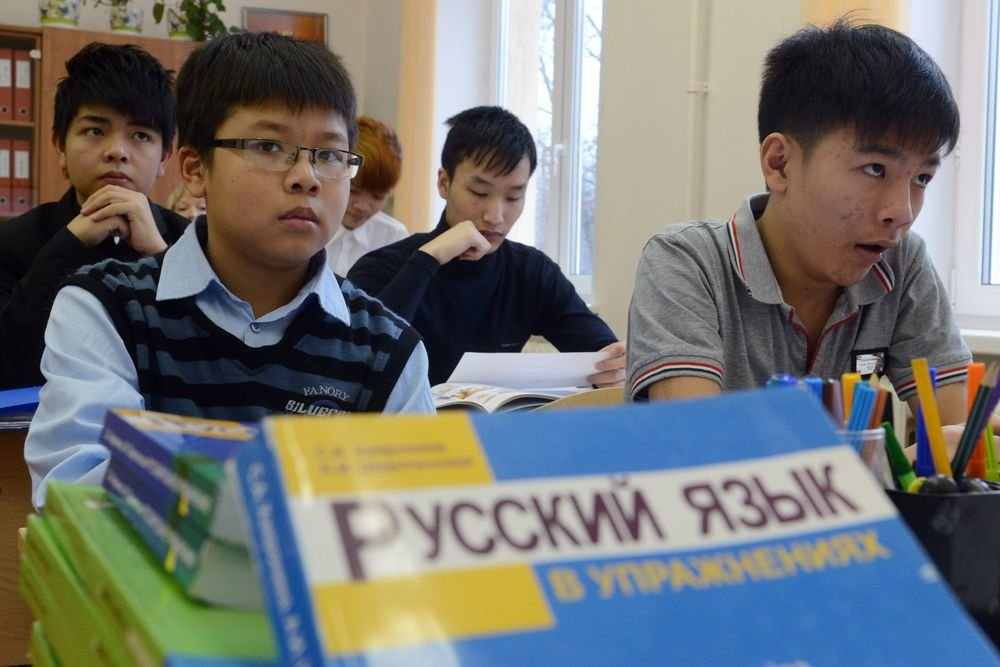 На каком языке говорят в Узбекистане