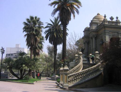 На каком языке говорят в Чили