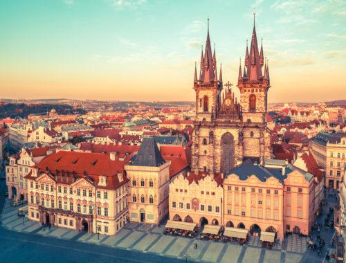 На каком языке говорят в Чехии