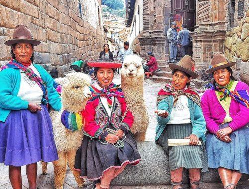 На каком языке говорят народы Южной Америки