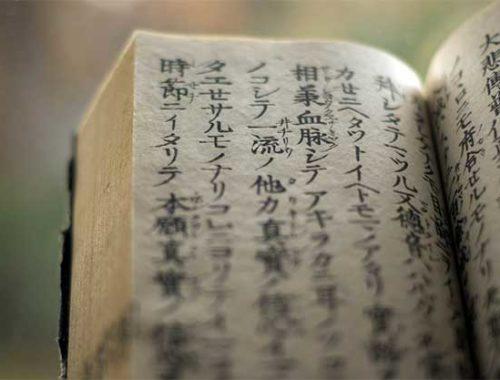 На каком языке говорят в Японии