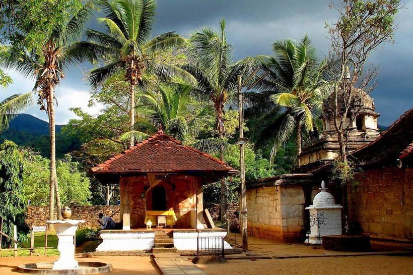 На каком языке говорят в Шри-Ланке