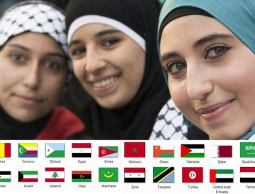 В каких странах говорят на арабском языке