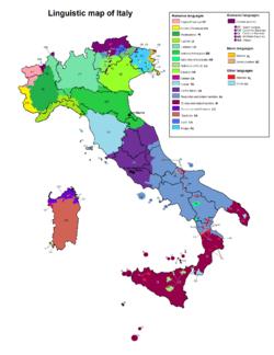 В каких странах говорят на итальянском языке