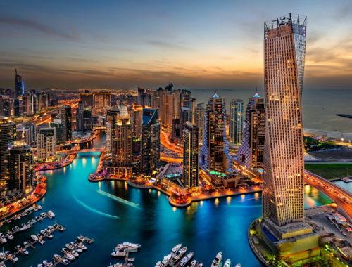 На каком языке говорят в Дубае