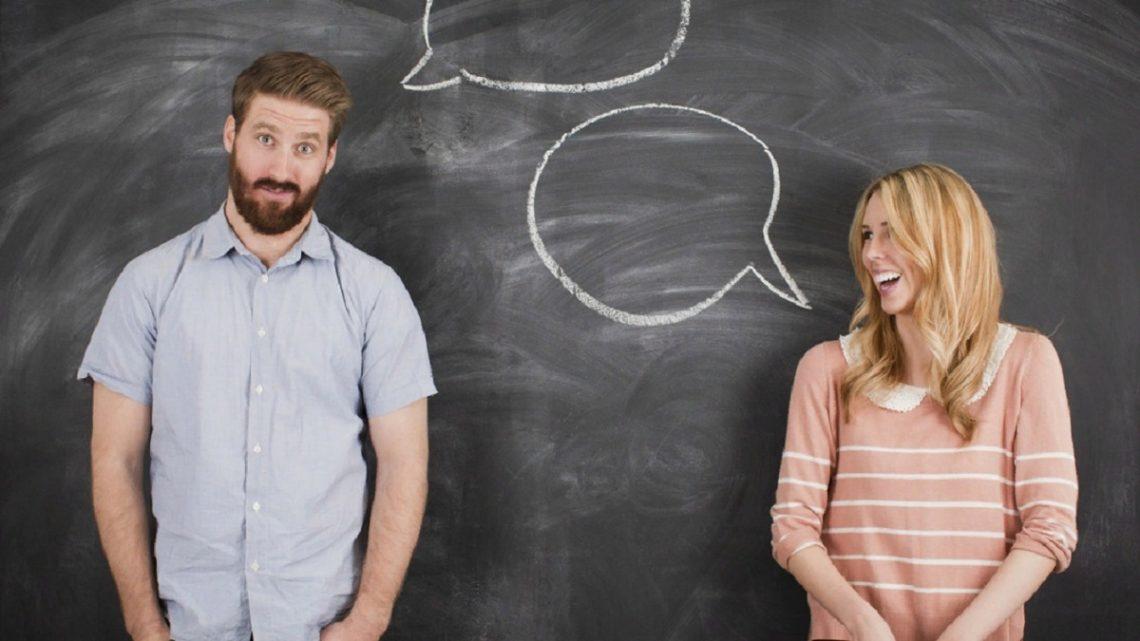 Как понять на каком языке говорят незнакомцы