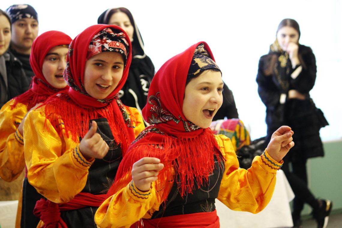 На каком языке говорят в Дагестане