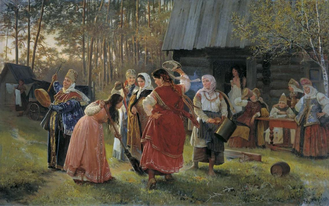 На каком языке говорили на Руси