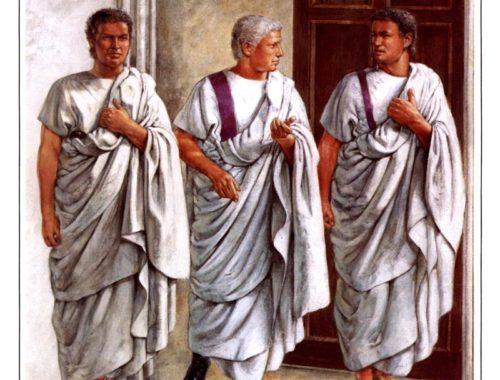 На каком языке говорили римляне