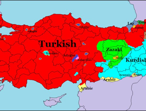 На каком языке говорят турки