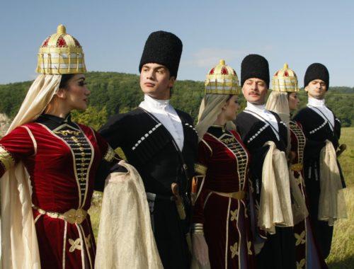 На каком языке говорят на Кавказе