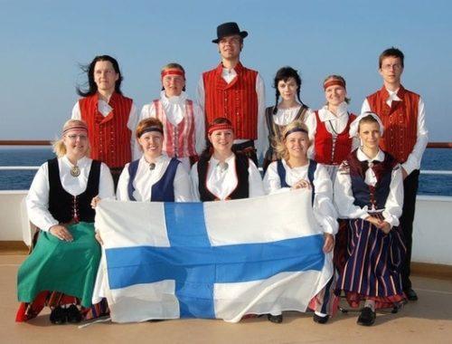 На каком языке говорят финны