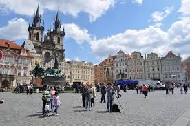 На каком языке говорят в Праге