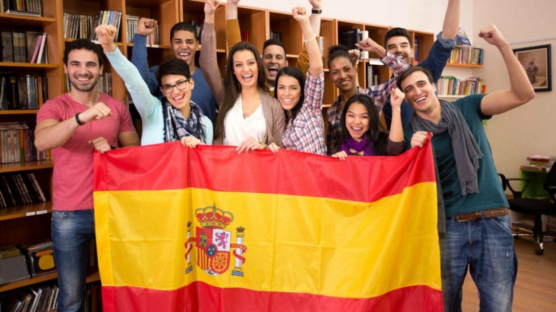 языке говорят испанцы