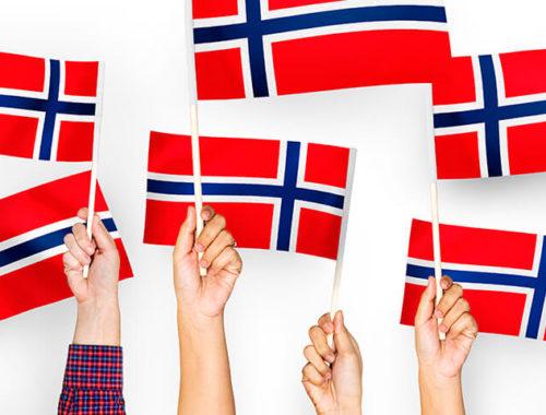 языке говорят норвежцы