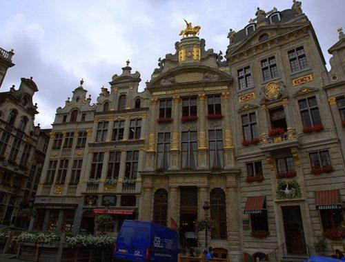 каком языке говорят в Брюсселе