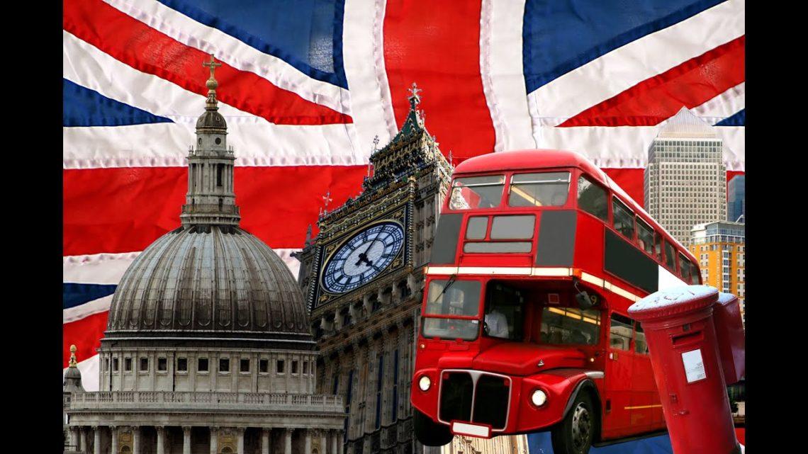 На каком языке говорят в Лондоне