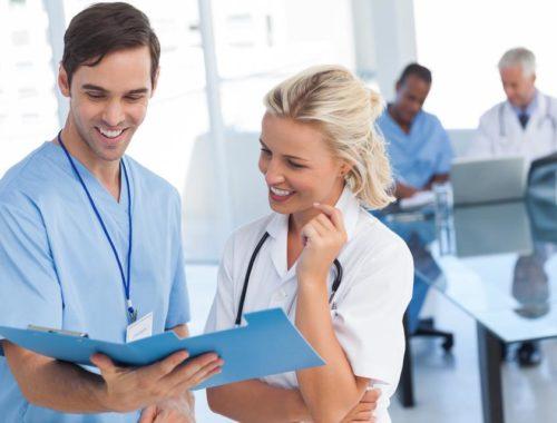 На каком языке говорят врачи