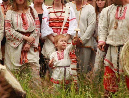 На каком языке говорили славяне