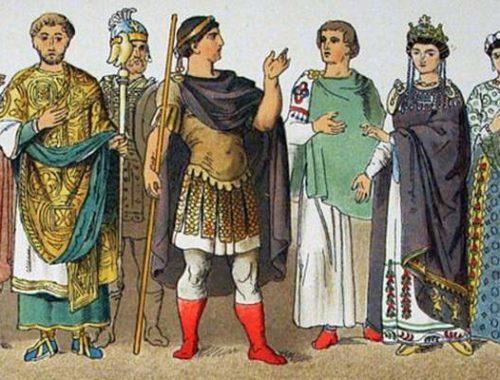 На каком языке говорили в Византии