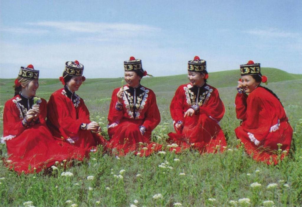 На каком языке говорят монголы