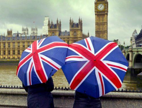 На каком языке говорят британцы
