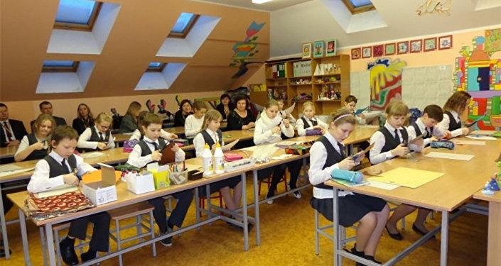литва школа