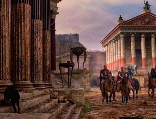 На каком языке говорили в Римской Империи