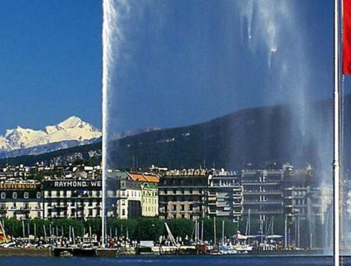 На каком языке говорят в Женеве