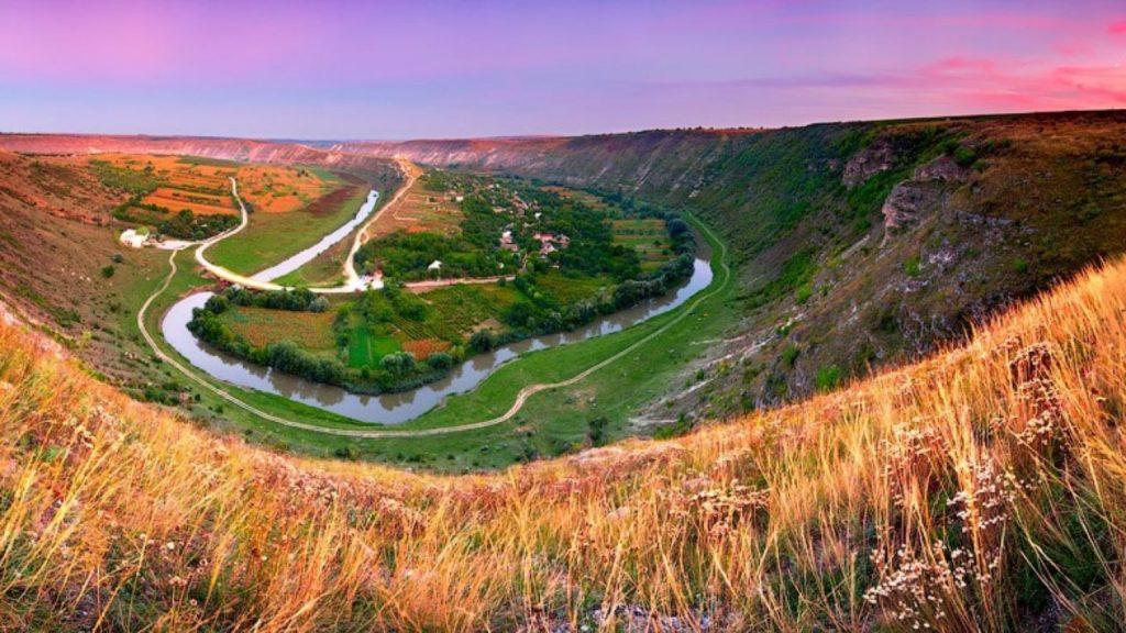 путешествие по Молдавии