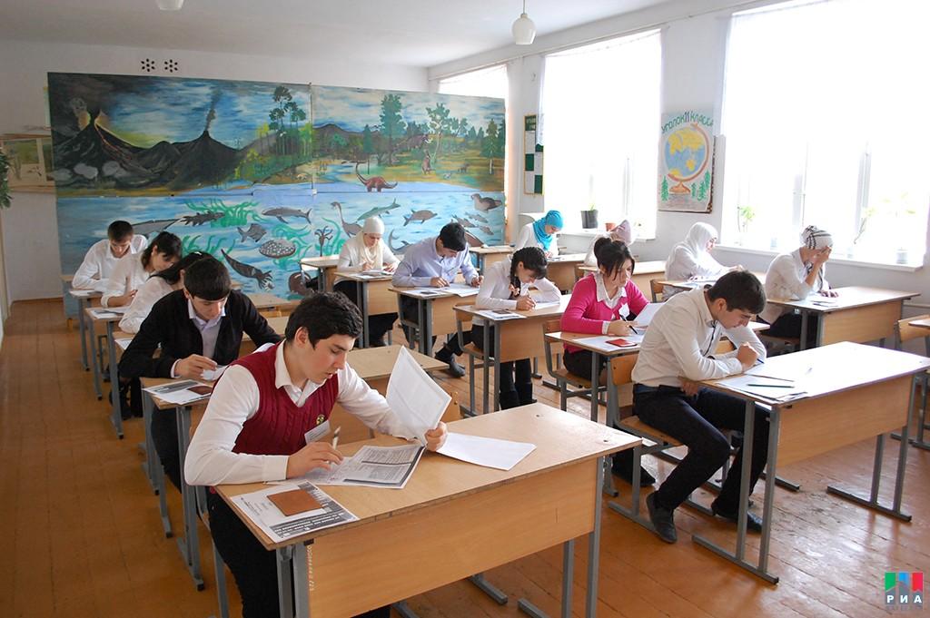школа в Махачкале